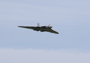 Vulcan XH558 V-Force Tour at Duxford