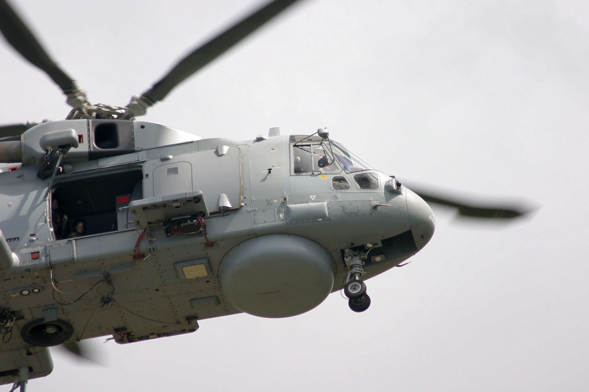 Royal Navy Merlin HM.1