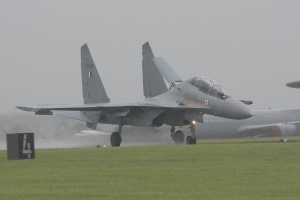 Indian air force Sukhoi Su-30 MK.1 Flanker